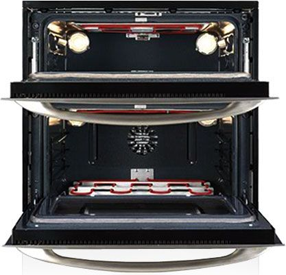 A Single-Double Oven