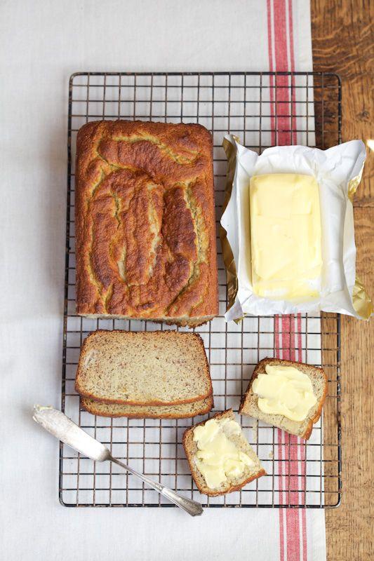 Banana Bread (Grain Free, Gluten Free, Paleo, Primal)