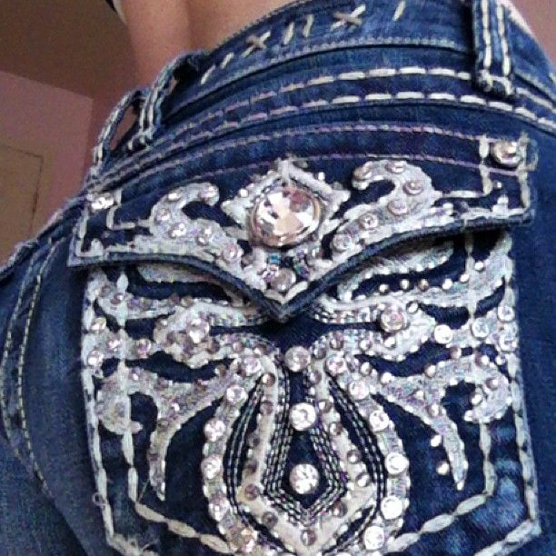 25  best ideas about Bling Jeans on Pinterest | miss me Jeans ...