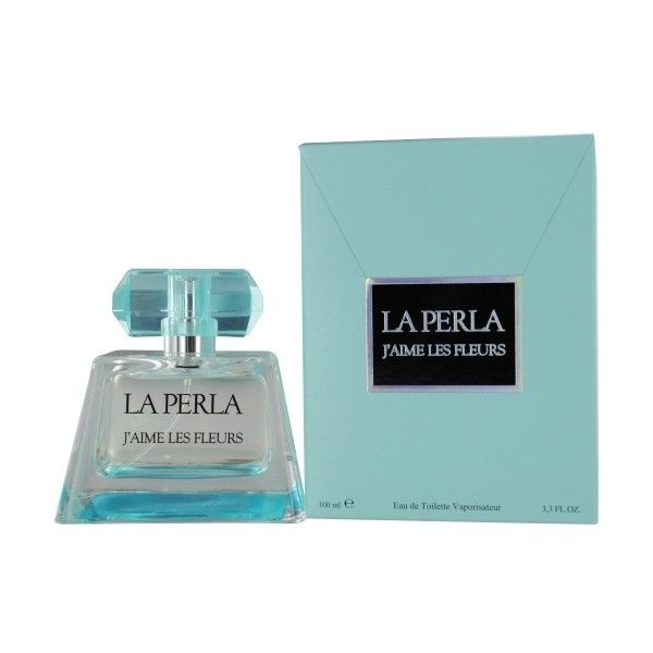 La Perla J'aime Les Fleurs By La Perla Edt Spray (73 CAD) ❤ liked on Polyvore featuring beauty products, fragrance, la perla perfume and la perla