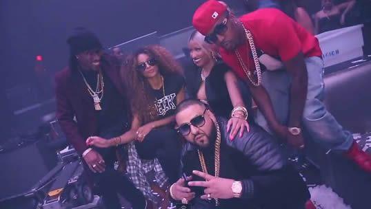 Video: DJ Khaled ft Nicki Minaj & Rick Ross – I Wanna Be With You  http://www.emonden.co/dj-khaled-ft-nicki-minaj-future-rick-ross-wanna
