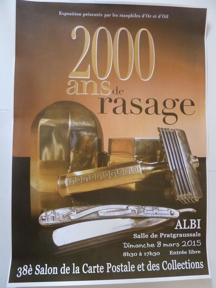 38ème Salon de la Carte Postale et des Collections, Albi (81000), Midi-Pyrénées