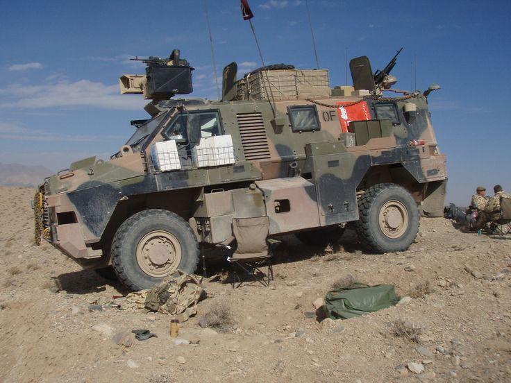 operation UBOR-E-JANUBI 2 Australian Bushmaster
