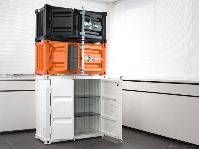 Pandora modular home storage system