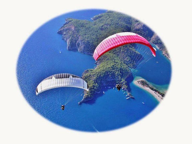 Know How: Paragliding (Yamaç Paraşütü) - Ölüdeniz / Babadağ ...