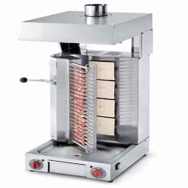 Μηχανή ψησίματος για σουβλάκια CA 20