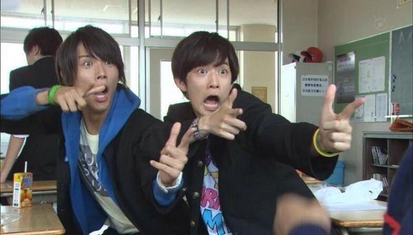 "Taishi Nakagawa x Yudai Chiba, J drama, sports comedy, ""Suikyu Yankees(Water Polo Yankees), 2014. Plot & Ep.1-10: http://dramanice.com/drama/suikyu-yankees-detail [Eng. Sub] So funny n nice drama!!!"