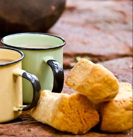 Buttermilk rusks | Woolworths TASTE