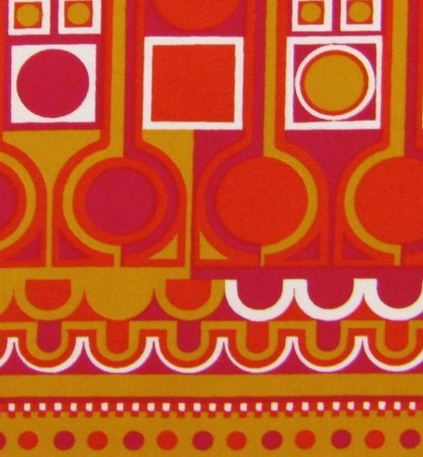 Dinah Marsh, Tabard, Heal Fabrics, 1967