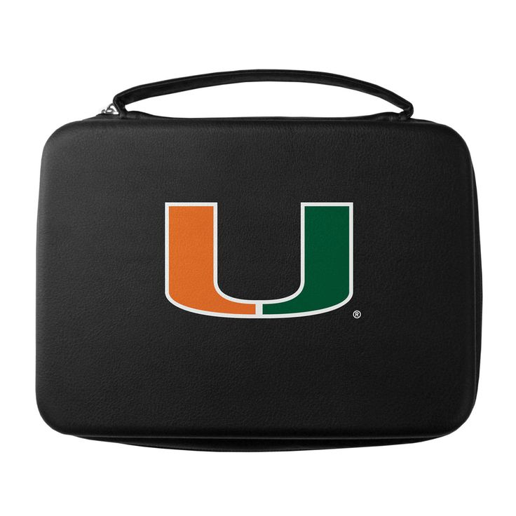 Siskiyou Ncaa Miami Hurricanes Sports Team Logo GoPro Carrying Case