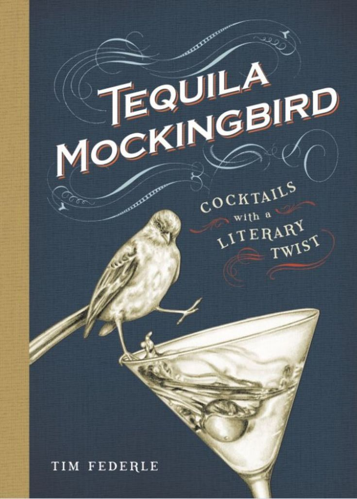 Literary cocktails - good ideas to find a signature drink for a literary themed wedding