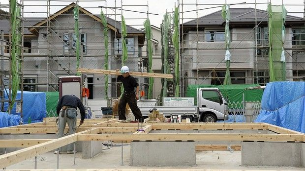 Abe Eyes Land-Price Reflation to Spur Construction Boom.