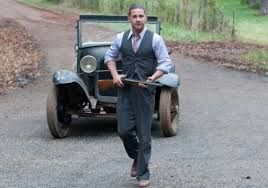 So...The Wyatt Boys is a prohibition era show :) Just like this film, Lawless, by Director John Hillcoat