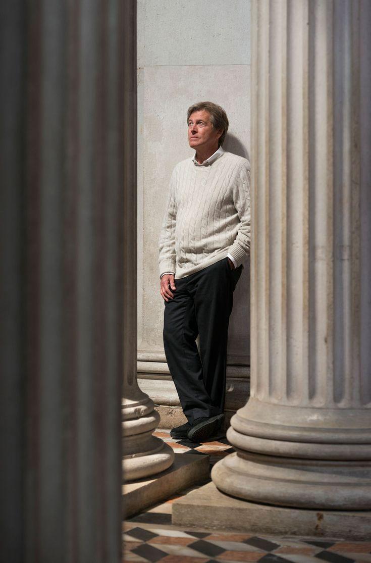 John Pawson, designer of Perspectives for Swarovski