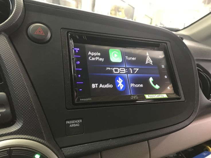 Do you wish that your car stereo was more like your iPhone? Well, we can make your wish come true! In fact, the team at Stereo-In-Dash North Dixie recently added this JVC DVD/CD receiver with Apple CarPlay technology to this Honda. To learn more about what we can do for your vehicle, visit any of our four locations (California Custom Sounds Beavercreek, California Custom Sounds West Carrollton/Moraine, Stereo-In-Dash North Dixie, and Stereo-In-Dash South).