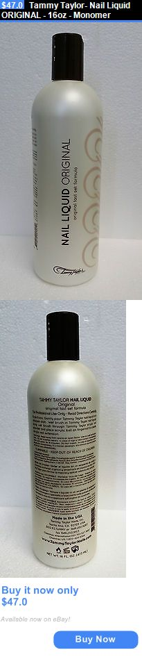 Nails: Tammy Taylor- Nail Liquid Original - 16Oz - Monomer BUY IT NOW ONLY: $47.0