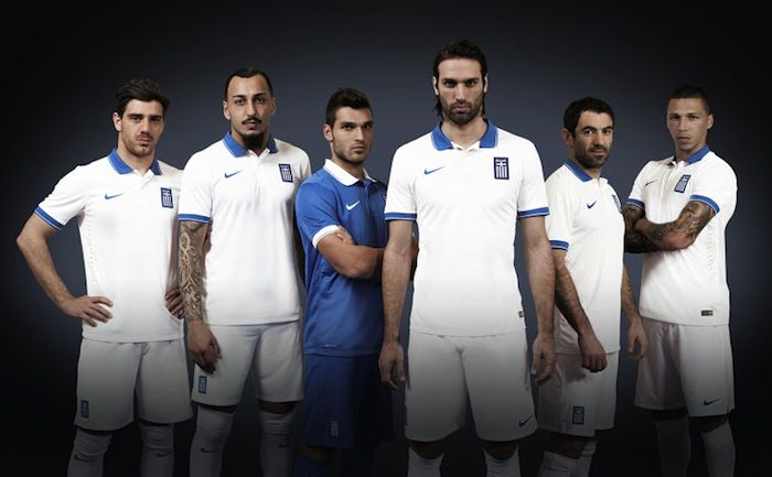 All about Greece in the World Cup.