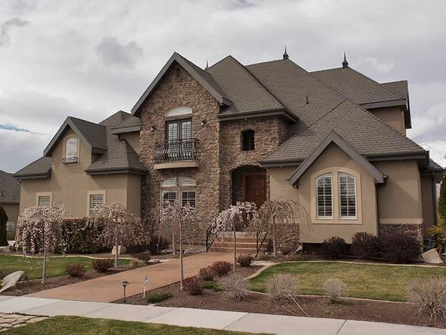 1000 ideas about stucco exterior on pinterest white - How much to stucco exterior of house ...