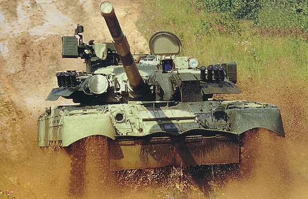 T-80U Main Battle Tank - Army Technology