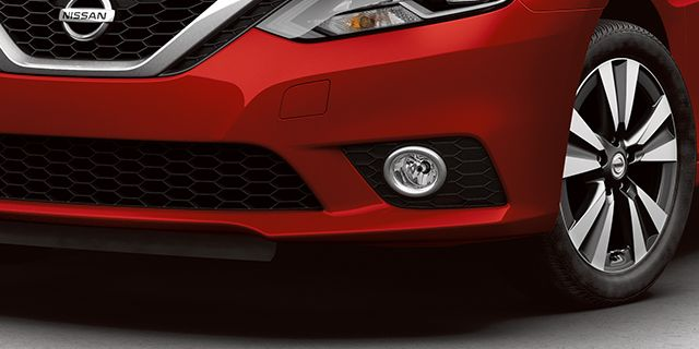 2017 Nissan Sentra Fog Lights