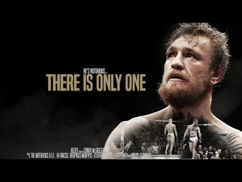 Conor McGregor - There Is Only One - YouTube