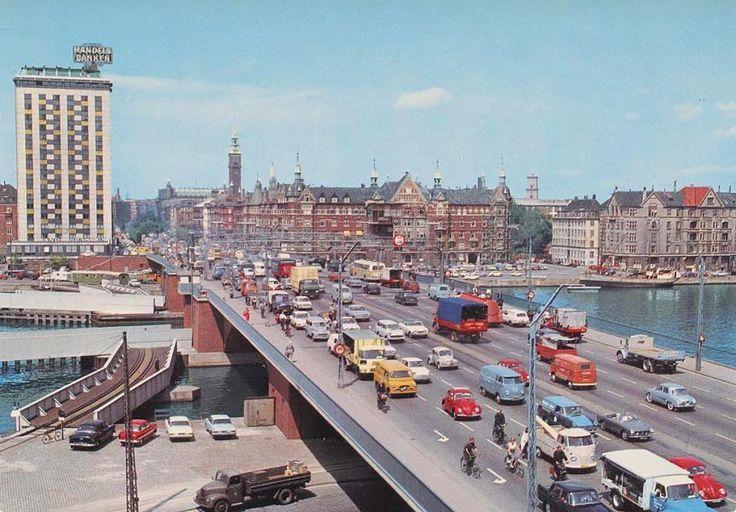københavn i 60'erne