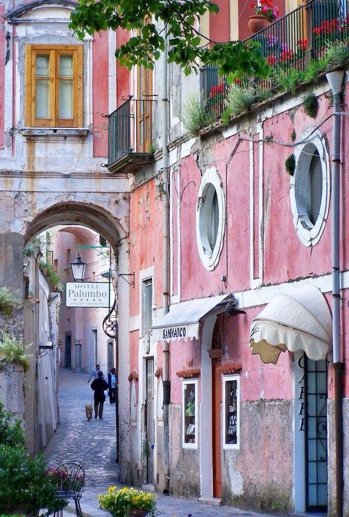 Amalfi Coast - Ravello, Italy