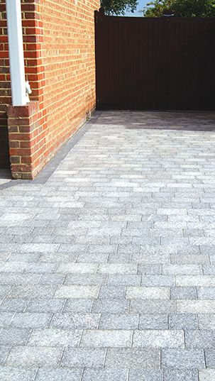Birch Granite Block Paving | Landscaping | Patio | Driveway | Garden Path | Natural stone