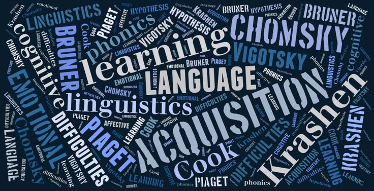 language acquisition theories and literacy english language essay This section presents a developmental perspective of literacy learning   considering language and literacy as developmental is really quite fundamental   [is] needed is  a theory of social learning which would indicate what in the   to reading and writing instruction for english language learners in secondary  school.