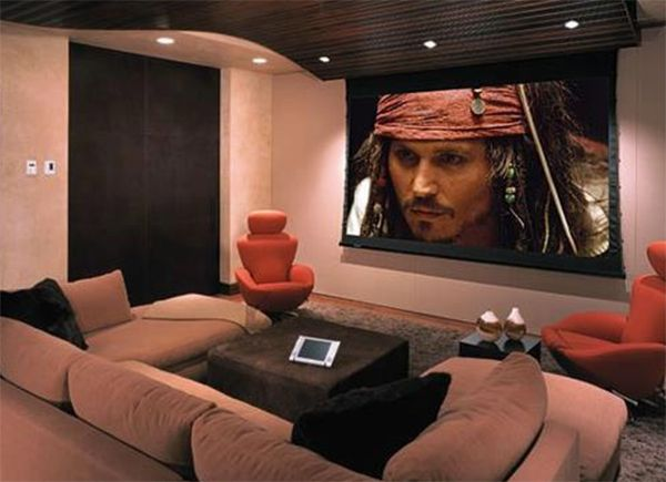 Turn your living room into a mini home theatre #threatre # ...