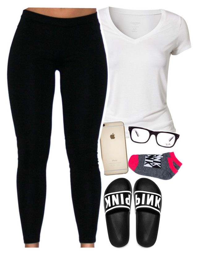 """""""[ootd] hey sorry I haven't been posting a lot, it's only b/c of uni. Pls don't get impatient with me. Thank you so much! """" by daisym0nste ❤ liked on Polyvore featuring Calvin Klein, Ray-Ban, women's clothing, women's fashion, women, female, woman, misses and juniors"""