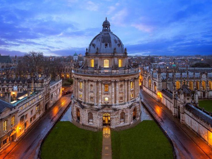 Universitatea Oxford, Anglia