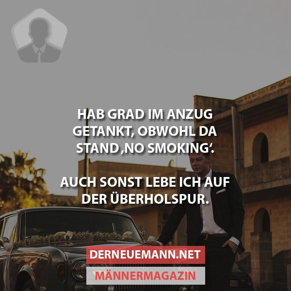 No Smoking #derneuemann #humor #lustig #spaß