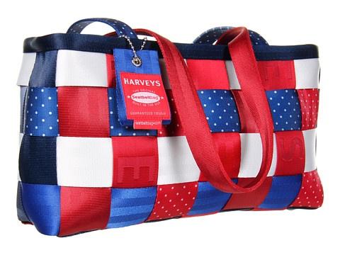 Spangled Large Satchel by Harveys Seatbelt Bag