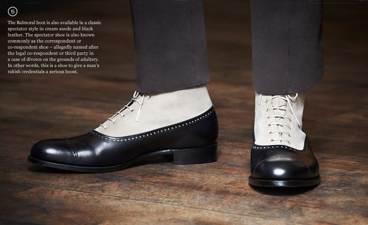 Grenson X Foot The Coacher | The Details | The Journal | MR PORTER