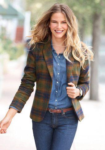 Kockované sako #Modinosk #spanishfashion #britishstyle