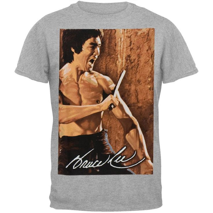 Bruce Lee - Sticks T-Shirt