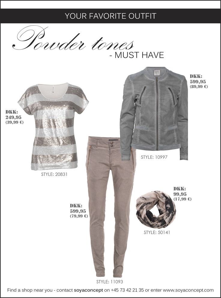 soyaconcept - top - sequents - blouse - jacket - leather jacket - pants - scarf