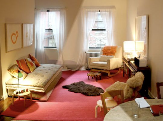 so cute studio apartment