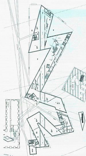 Architecture Drawing Museum Berlin best 25+ jewish museum ideas only on pinterest | daniel libeskind
