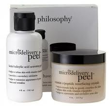 I want to try something from Philosophy Skincare! Even though I love my Bioelements, I've heard great things..