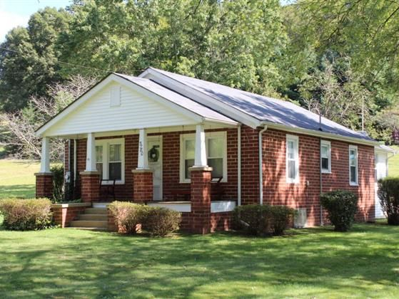 Brick cottage on a lovely lot on kingsport hwy this 2 br for Brick garages prices