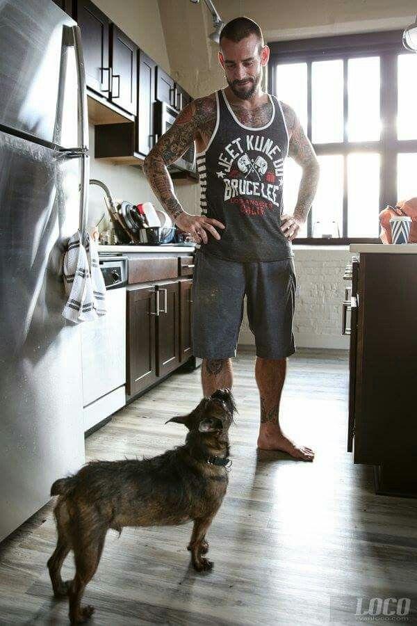 CM Punk & Larry