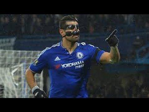 Diego Costa Best skills & goals - Diego Costa  best skills & goals   Chelsea  hd