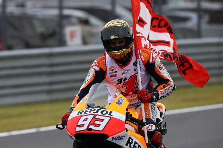 MotoGP Japón 2014: el segundo puesto le hizo CAMPEÓN DEL MUNDO MOTO GP 2014