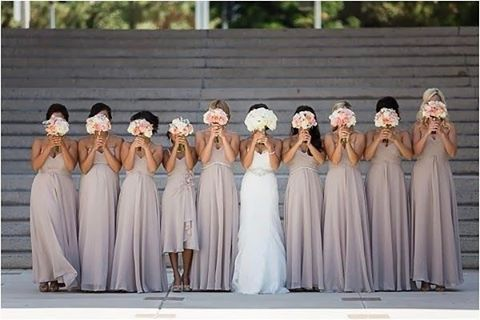 💐💐 P/c: Pinterest by completelyyours. dmv #neutral #bridesmaids #weddingplanner #eventplanner #dmvevents #events #bride #photography #flowers #floral #bridesmaidappreciationpost #pink #socialevents #corporateevents #bridesmaiddress #eventlife #eventprofs #meetingprofs #eventplanner #meetings #events