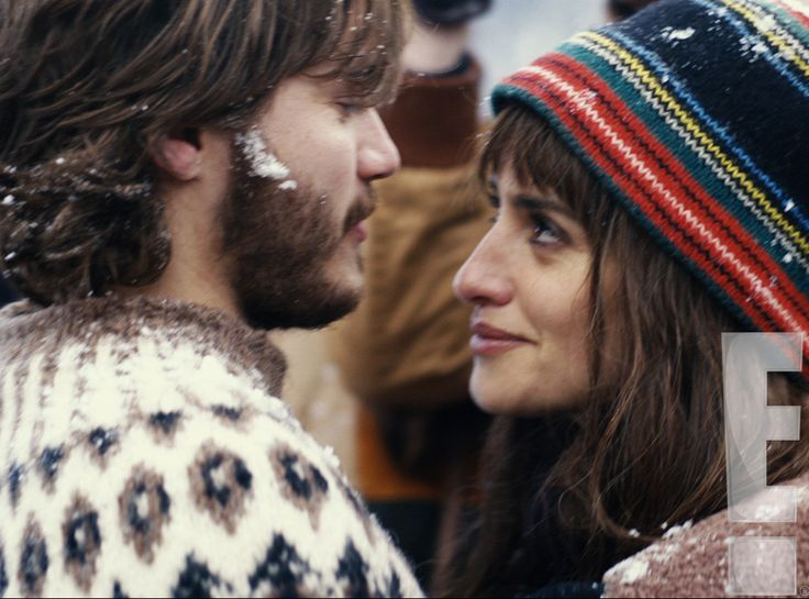 Penélope Cruz and Emile Hirsch Flirt at a Ski Resort in Twice Born—Watch the Exclusive Clip! Penelope Cruz, Emile Hirsch, Twice Born