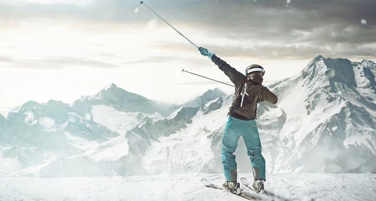 15 ejercicios para esquiar sin lesionarse