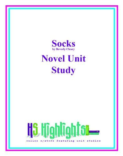socks beverly cleary novel study guide pdf