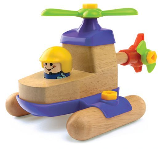 Mechanical Wooden Toys